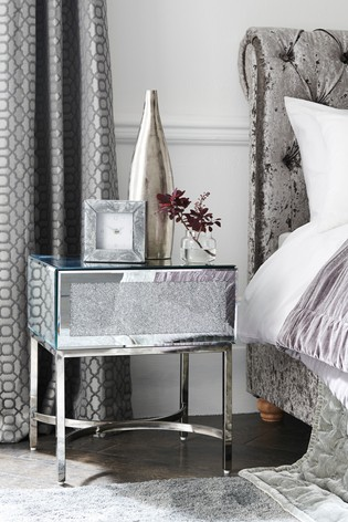 Portia 1 Drawer Bedside Table