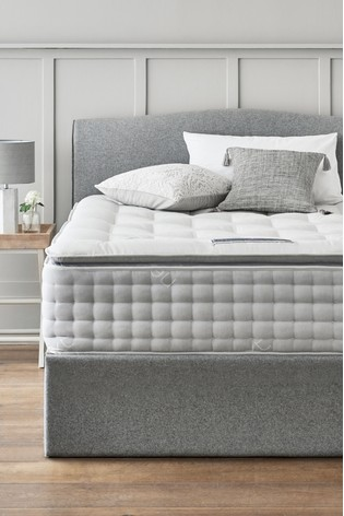 2000 Pocket Sprung With Pillow top Collection Luxe Medium Mattress