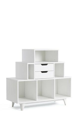 Compton Tiered Storage Shelves