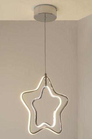 Star LED Ceiling Light