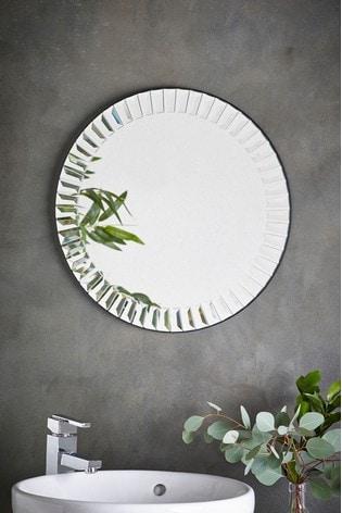 Deco Glass Mirror