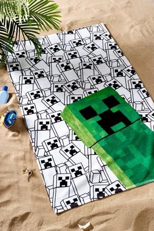 Minecraft Towel