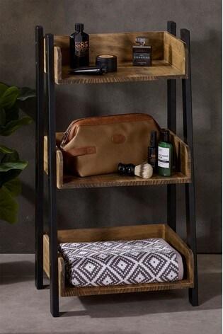 Bronx Three Shelf Storage Unit