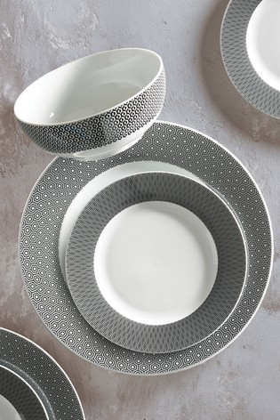 Sloane 12 Piece Dinner Set