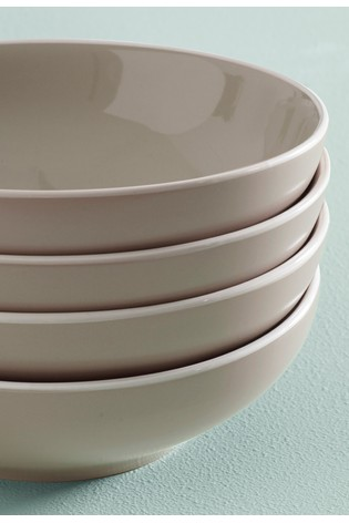 Warwick Set of 4 Pasta Bowls