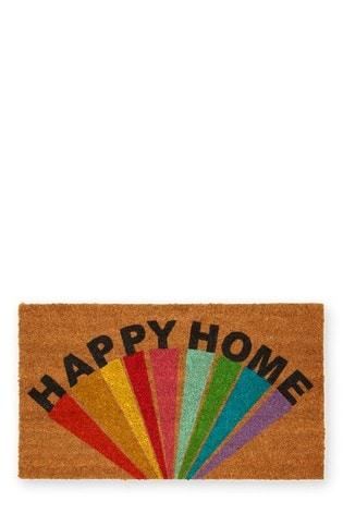 Happy Home Doormat