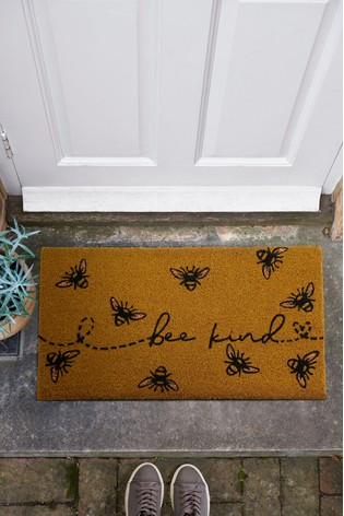 Bee Kind Doormat