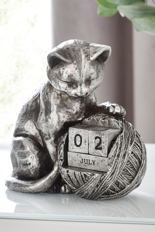 Cat Perpetual Calendar