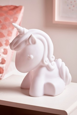 Unicorn Colour Changing Table Lamp