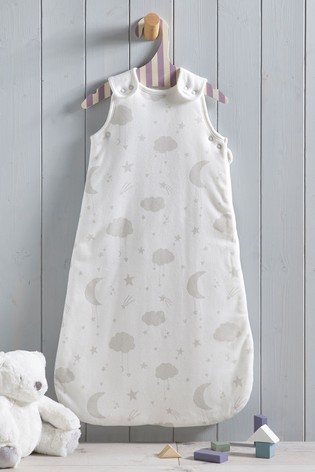 Moon & Stars 1 Tog Sleep Bag
