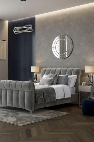Hargrave Sleigh Bed