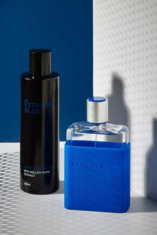 Extreme Blue 100ml Eau De Toilette Gift Set