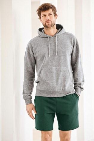 Grey Overhead Hoody Loungewear