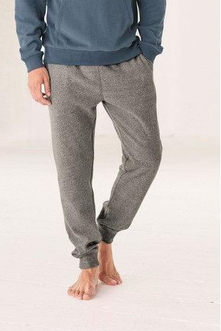 Grey Cuffed Joggers Loungewear