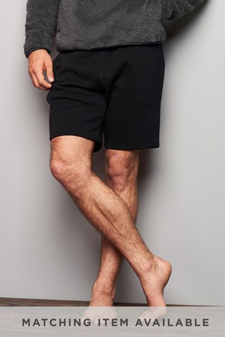 Black Shorts Loungewear
