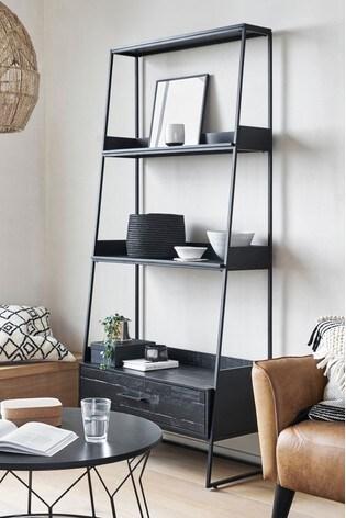 Jefferson Storage Ladder Shelf