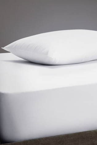 300 Thread Count Collection Luxe Deep Fitted 100% Cotton Sheet