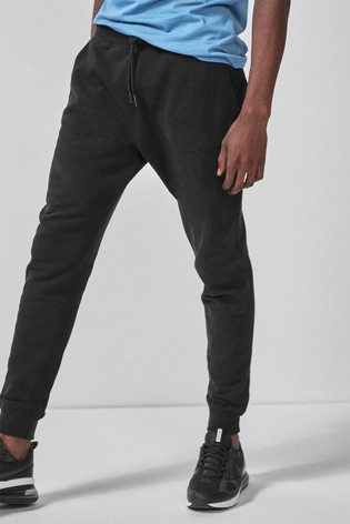 Black Joggers Jersey