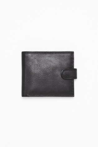 Black Popper Wallet