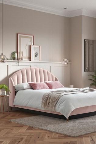 Stella Ottoman Storage Bed