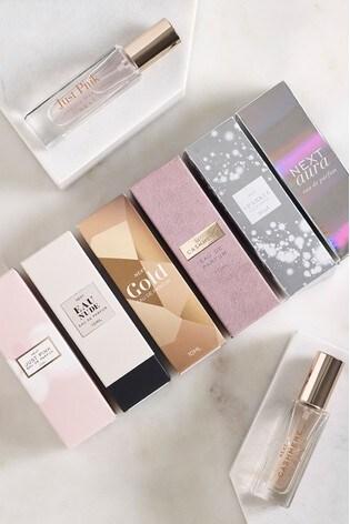 Set of 6 10ml Eau De Parfum