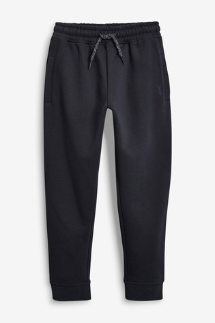 Navy Slim Fit Cuffed Joggers (3-16yrs)