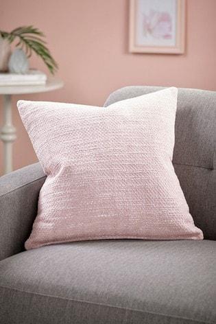Ashton Chunky Texture Square Cushion