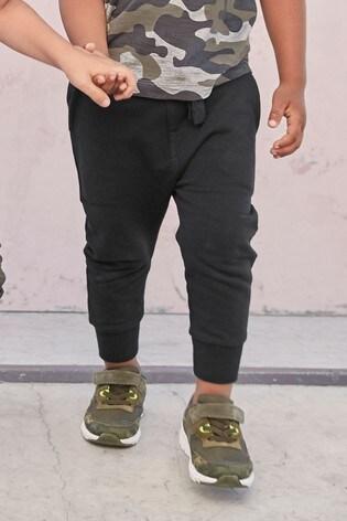 Black Joggers (3mths-7yrs)