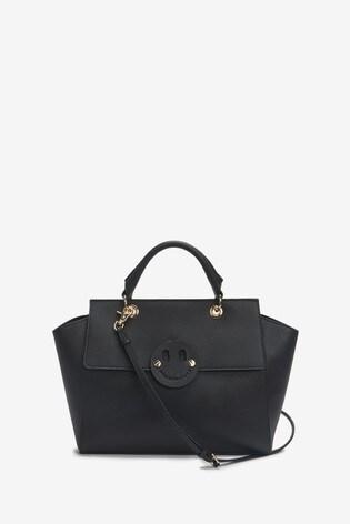 Hill & Friends x Label Satchel Bag