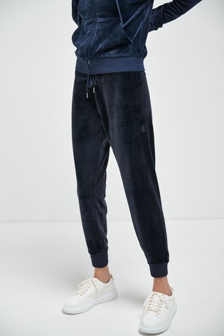 Juicy Couture Classic Velour Zumba Cuffed Joggers