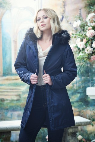 Regatta Kimberley Walsh Edit Blue Lexis Waterproof Jacket