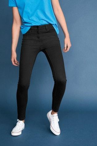 Forever Black Skinny Jeans