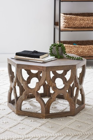 Inder Coffee Table