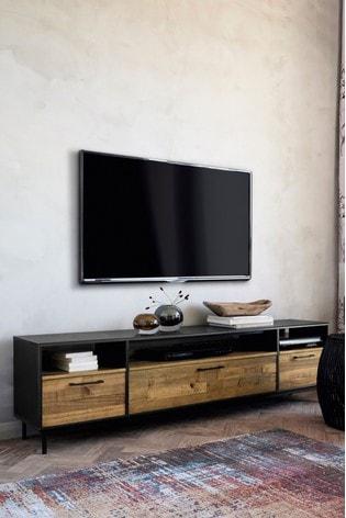 Jefferson Super Wide TV Stand