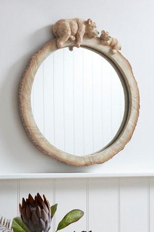 Barnaby Bear Mirror