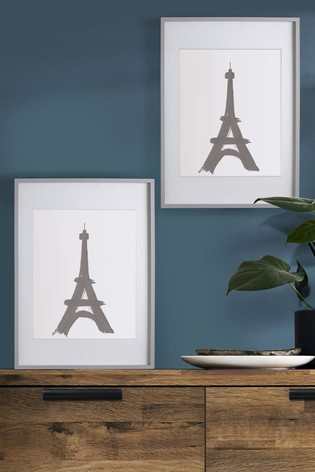 Grey Gallery Poster Frame