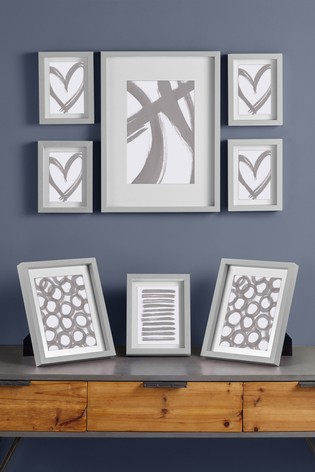 8 Pack Gallery Frames