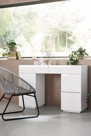 Sloane Storage Dressing Table / Desk