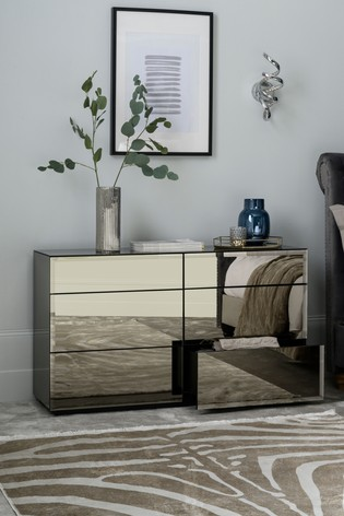 Sloane 6 Drawer Wide Chest