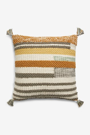 Scion Living Exclusively At Next Parwa Woven Cushion