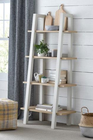 Buy Malvern Ladder Shelf From The Next Uk Online Shop