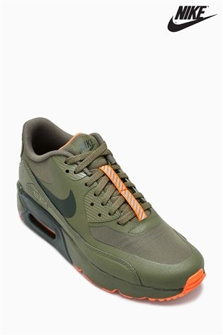 reputable site ced07 4c450 Buy Nike Olive Green Air Max 90 Ultra 2.0 from Next Germany