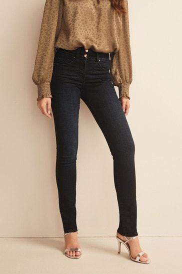 Inky Lift, Slim & Shape Slim Jeans