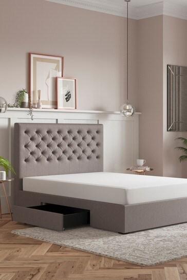 Paris Two Drawer Storage Bed