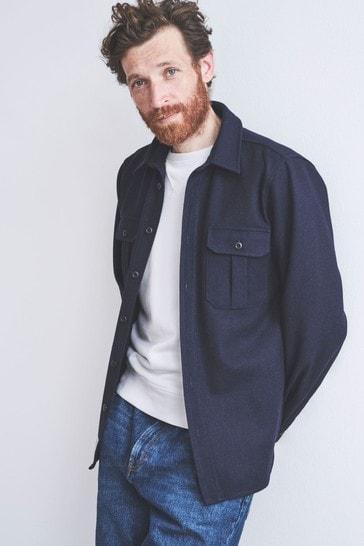 Lysaghts Wool Overshirt