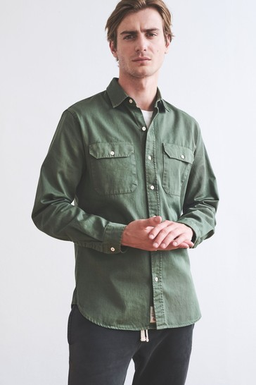 Normanby Twill Shirt
