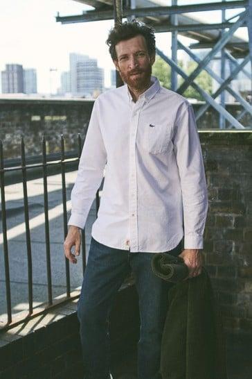 Aldridge Oxford Button Down Shirt