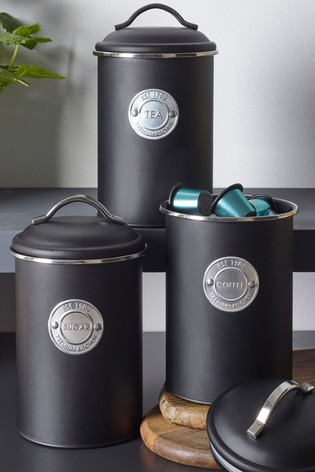 Set of 3 Set of 3 Storage Tins Storage Tins
