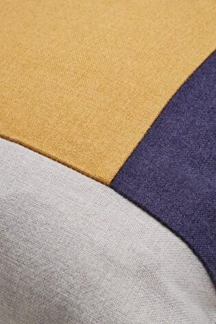Dalby Colourblock Cushion