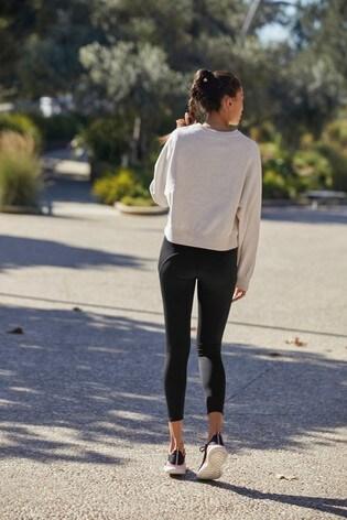 Black Running Technical Leggings